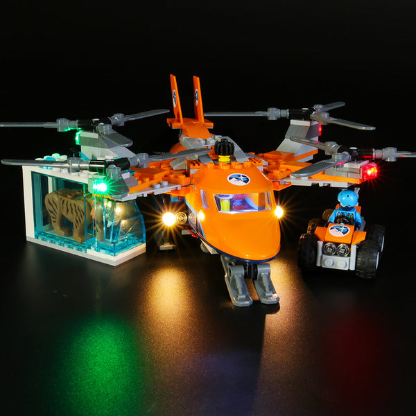 Lego Light Kit For Arctic Air Transport 60193  BriksMax