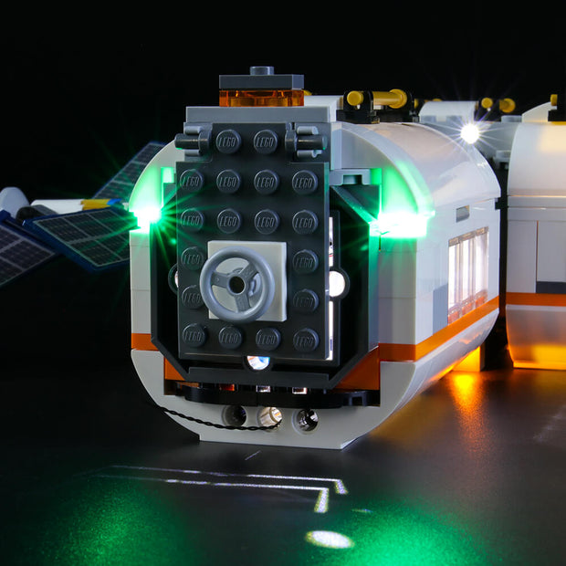 Light Kit For Lunar Space Station 60227