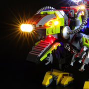 Light Kit For T. rex vs Dino-Mech Battle 75938