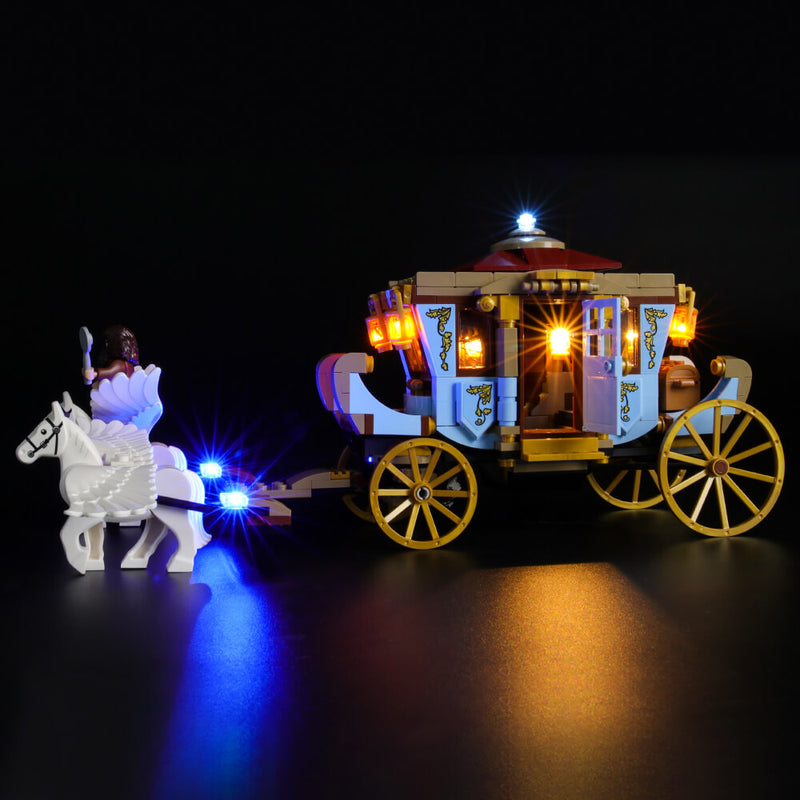 Light Kit For Beauxbatons' Carriage: Arrival at Hogwarts 75958