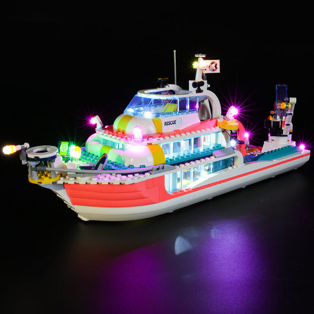 Light Kit For Rescue Mission Boat 41381