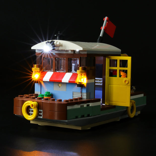 Light Kit For Riverside Houseboat 31093