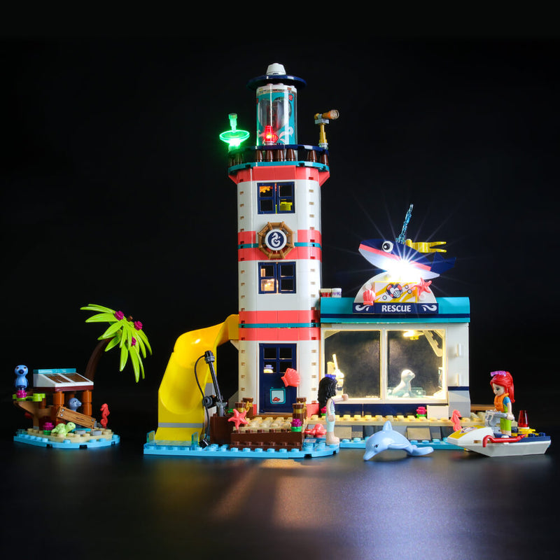 Lego Light Kit For Lighthouse Rescue Centre 41380  BriksMax