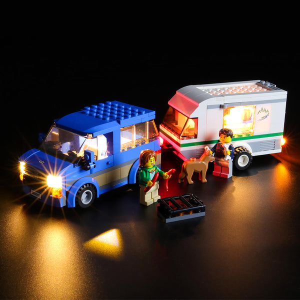 Lego Light Kit For Van & Caravan 60117  BriksMax
