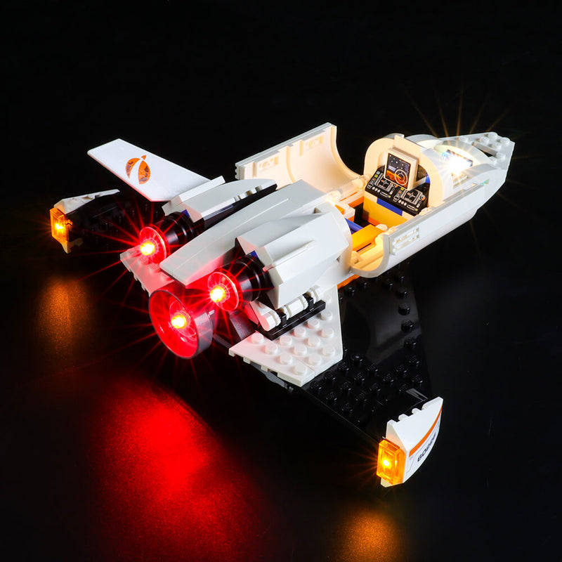 Lego Light Kit For Mars Research Shuttle 60226  BriksMax