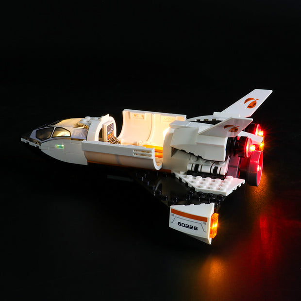 Light Kit For Mars Research Shuttle 60226