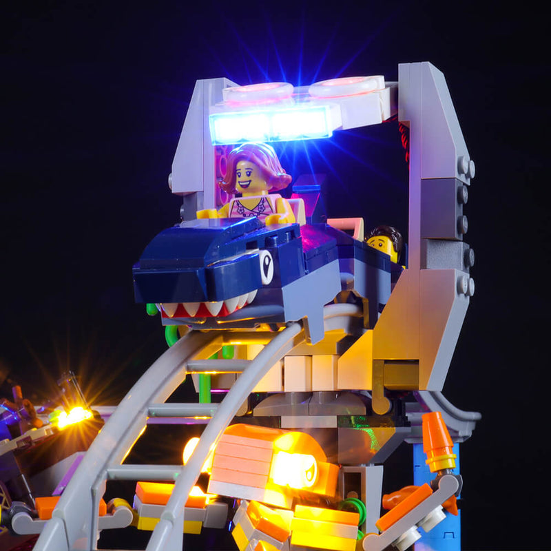 Lego Light Kit For Pirate Roller Coaster 31084  BriksMax
