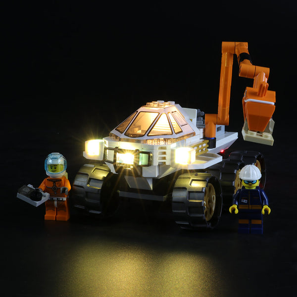 Lego Light Kit For Rover Testing Drive 60225  BriksMax
