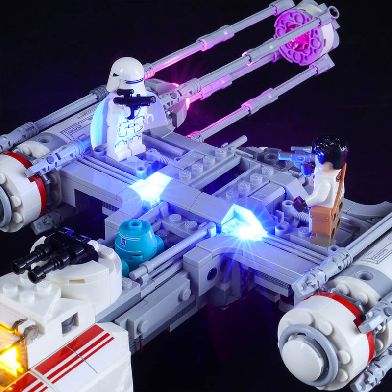 Lego Light Kit For Resistance Y-Wing Starfighter 75249  BriksMax
