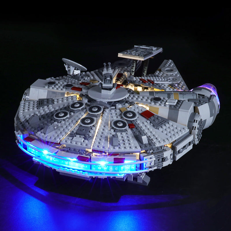 Light Kit For Millennium Falcon 75257