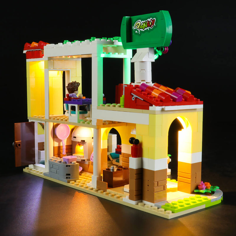 Lego Light Kit For Heartlake City Restaurant 41379  BriksMax