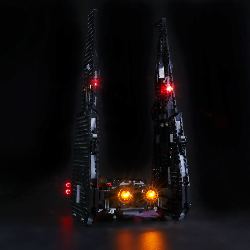 Lego Light Kit For Kylo Ren's Shuttle 75256  BriksMax