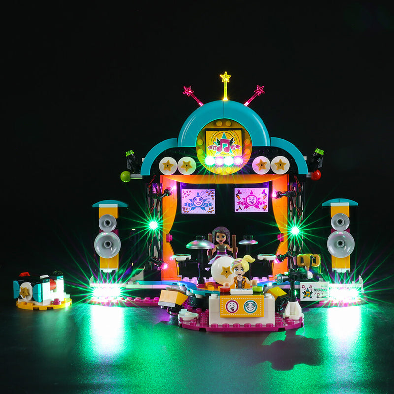 Lego Light Kit For Andrea's Talent Show 41368  BriksMax