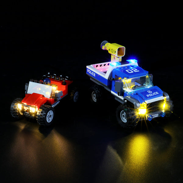 Lego Light Kit For Dirt Road Pursuit 60172  BriksMax