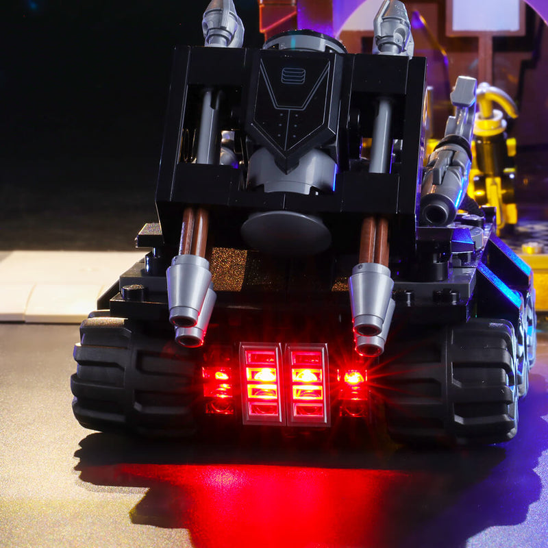 Lego Light Kit For Batcave Clayface Invasion 76122  BriksMax