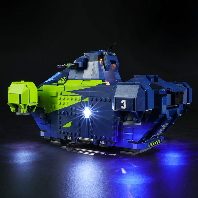 Lego Light Kit For Rex's Rexplorer 70825  BriksMax