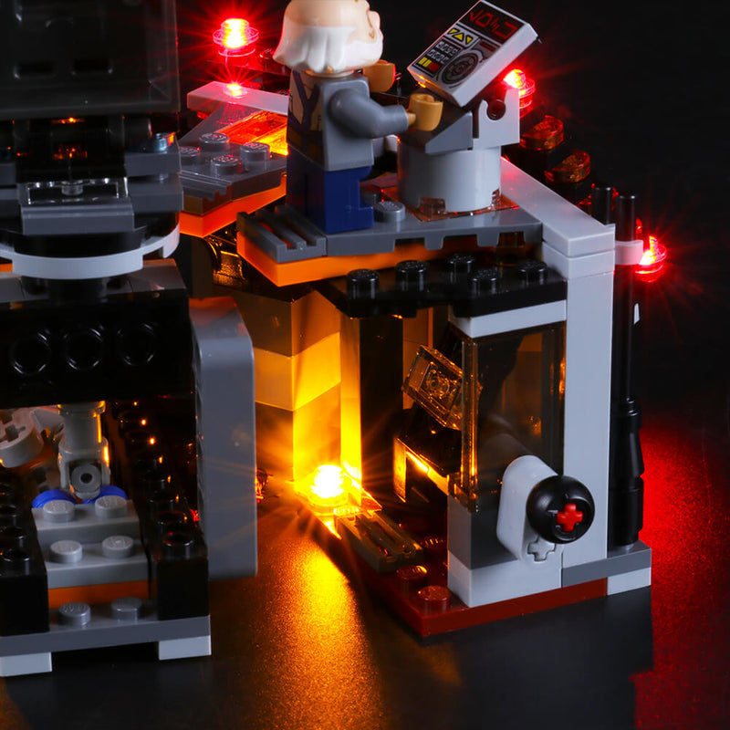Lego Light Kit For Carbon-Freezing Chamber 75137  BriksMax