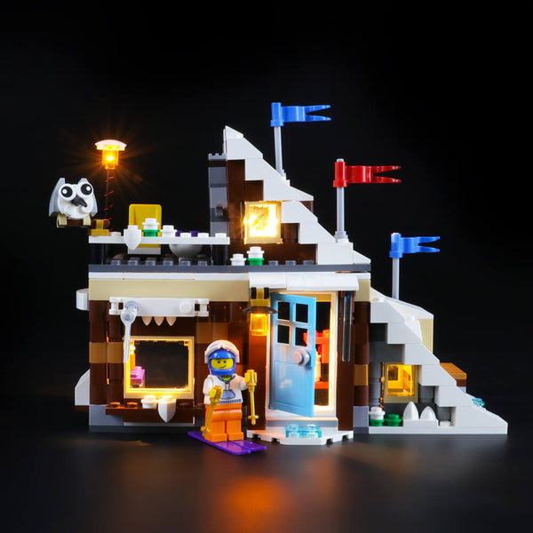 Lego Light Kit For Modular Winter Vacation 31080  BriksMax