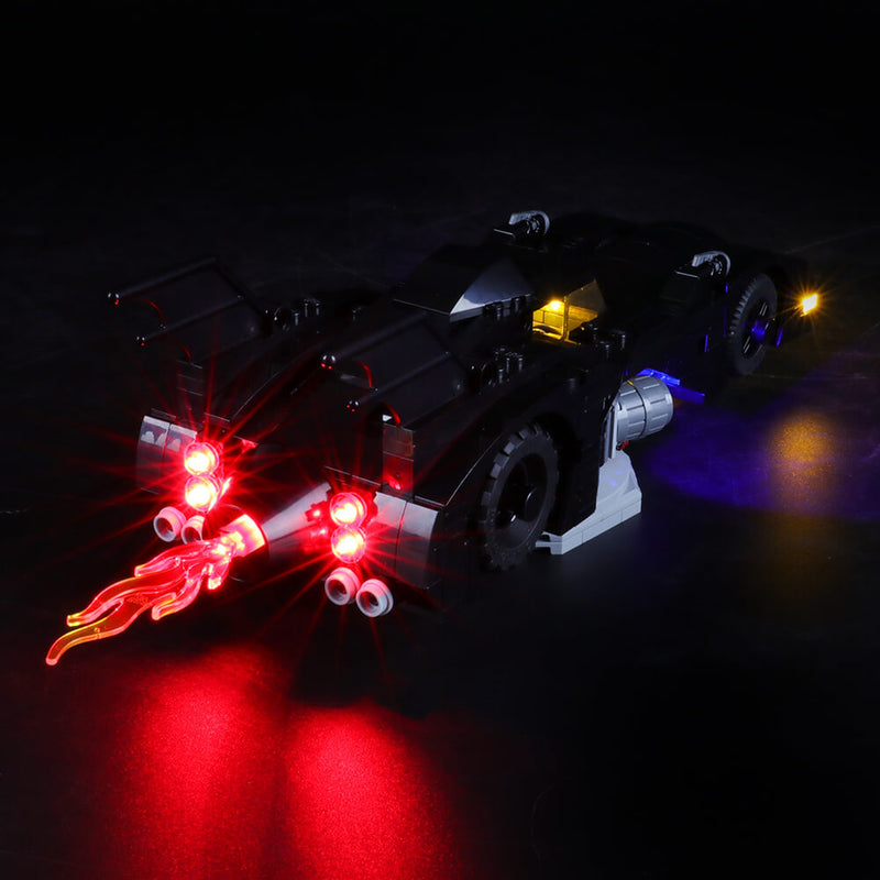Lego Light Kit For Batmobile 40433  BriksMax