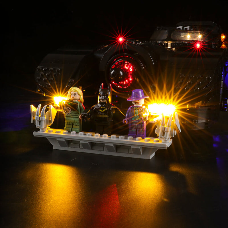 Lego Light Kit For 1989 Batmobile 76139  BriksMax