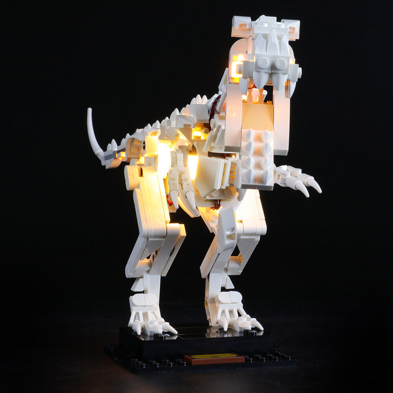 Lego Light Kit For Dinosaur Fossils 21320  BriksMax