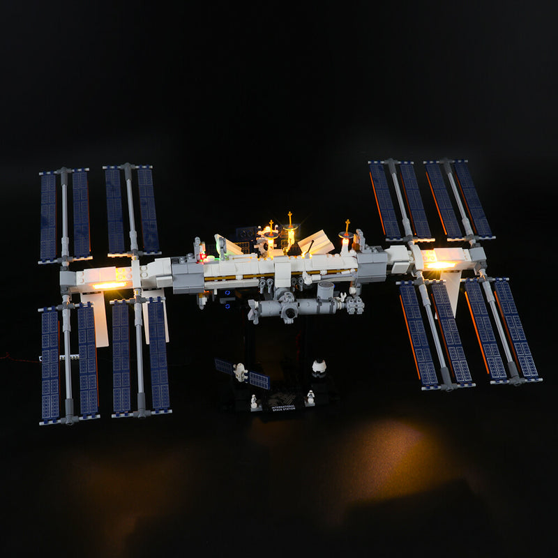 Lego Light Kit For International Space Station 21321  BriksMax