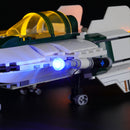 Lego Light Kit For Resistance A-Wing Star fighter 75248  BriksMax