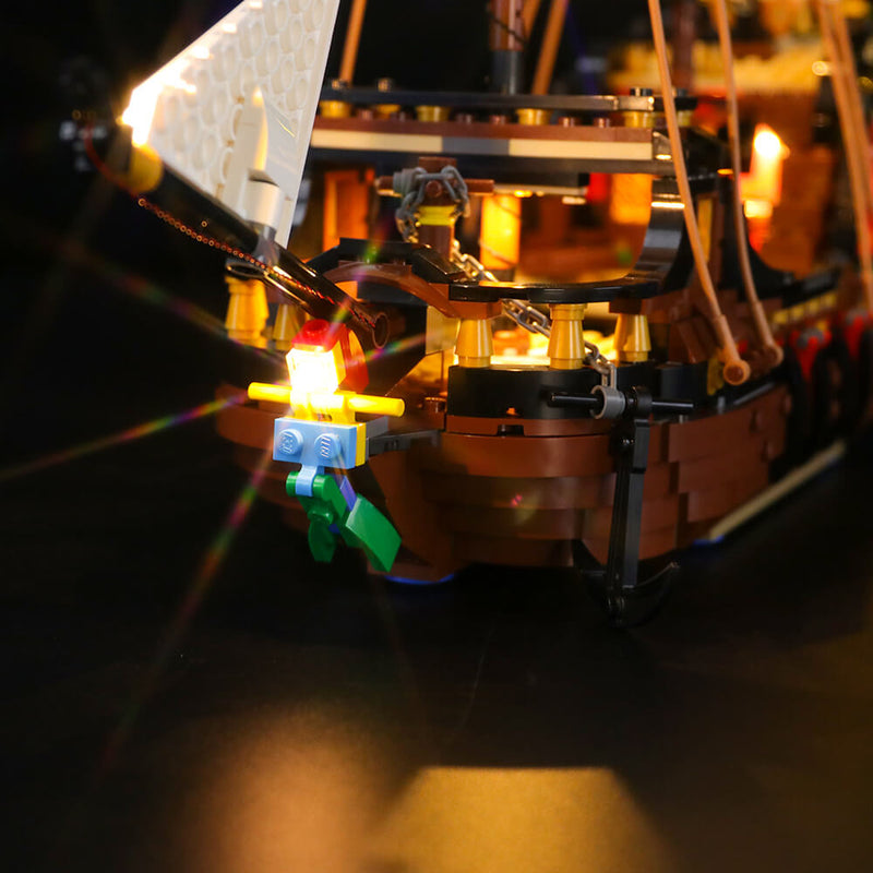 Lego Light Kit For Pirate Ship 31109  BriksMax