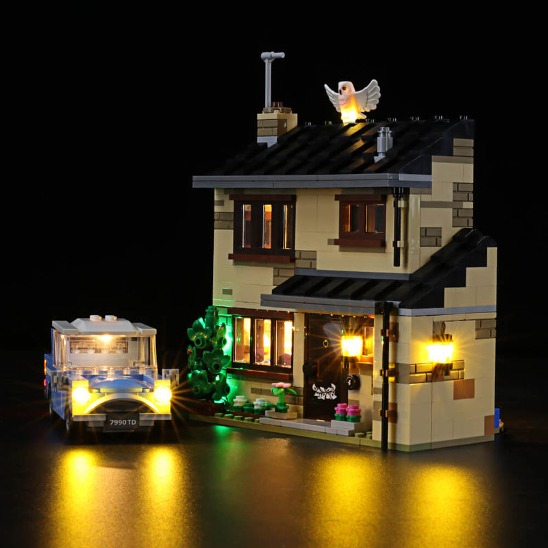Lego Light Kit For 4 Privet Drive 75968  BriksMax