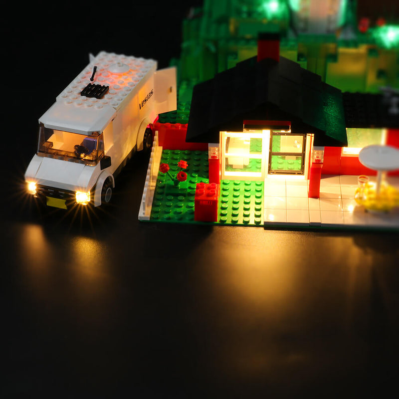 Lego Light Kit For Expert Vestas Wind Turbine 10268  BriksMax