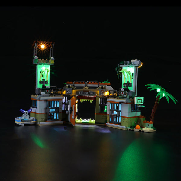 Lego Light Kit For Newbury Abandoned Prison 70435  BriksMax