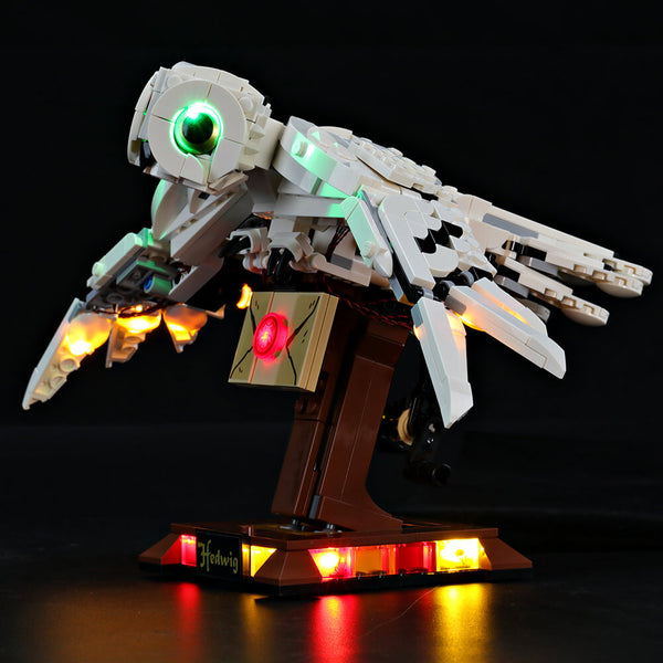 Lego Light Kit For Hedwig™ 75979  BriksMax