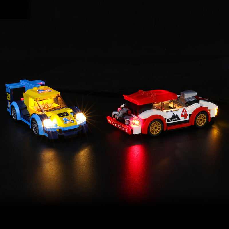Lego Light Kit For Racing Cars 60256  BriksMax