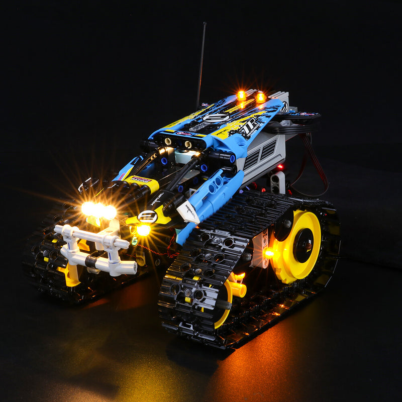 Lego Light Kit For Remote-Controlled Stunt Racer 42095  BriksMax