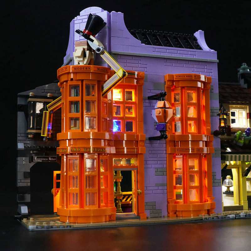 Lego Light Kit For Diagon Alley™ 75978(PRE-Order 15th Oct Batch)  BriksMax