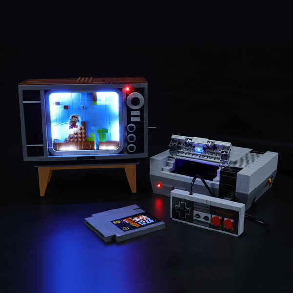 Light kit for Nintendo Entertainment System™ 71374