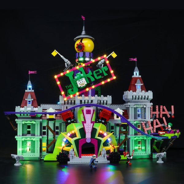 Light Kit For The Joker Manor 70922 (PRE-Order 10th Mar 2021 First Batch)