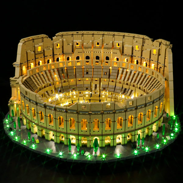Light Kit For Colosseum 10276