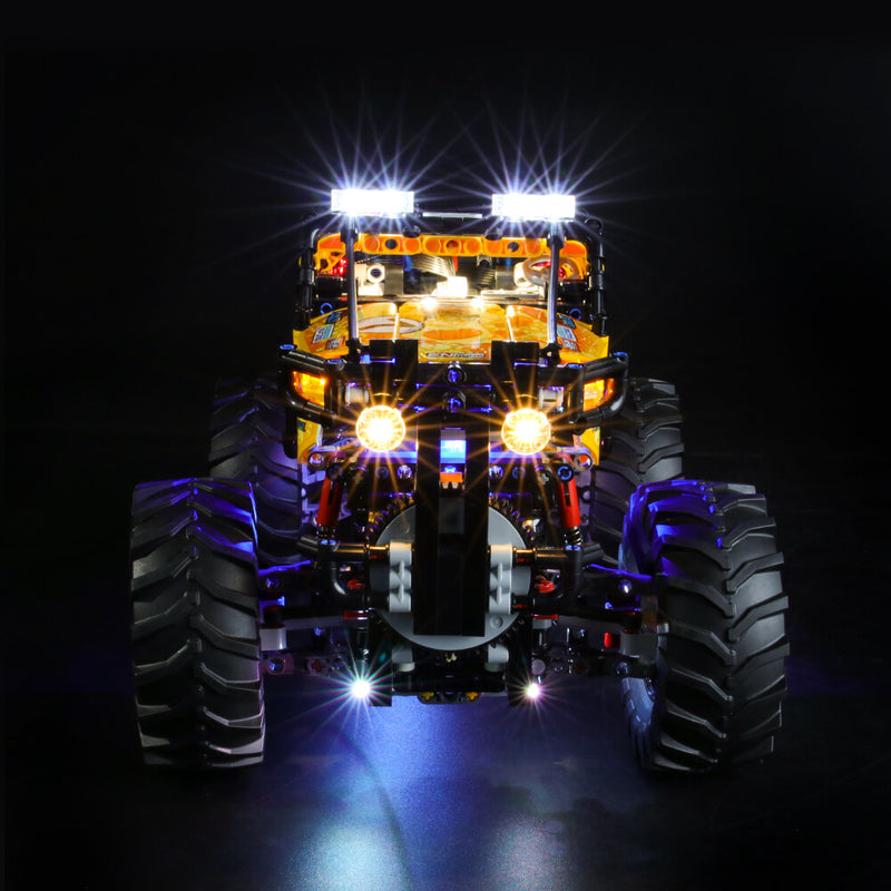 Lego Light Kit For 4X4 X-treme Off-Roader 42099  BriksMax
