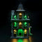 Lego Light Kit For Monster Fighters Haunted House 10228  BriksMax