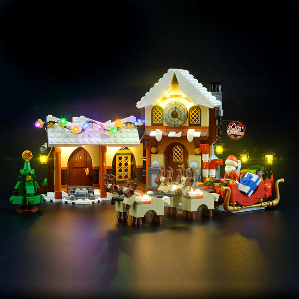 Lego Light Kit For Santa's Workshop 10245  Lightailing