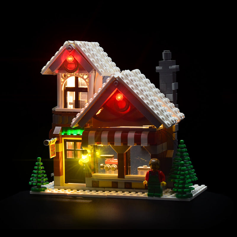Lego Light Kit For Winter Toy Shop 10249  Lightailing