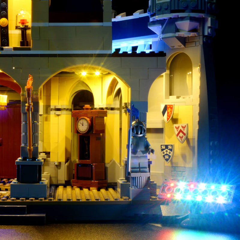 personalised lego with lights