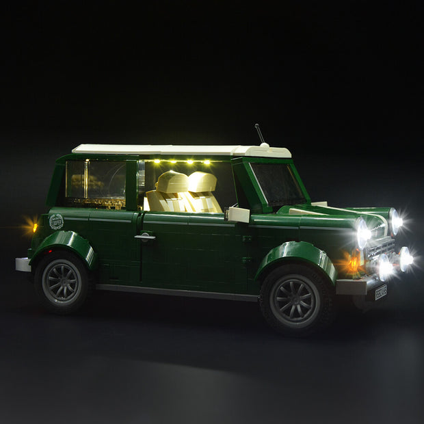 Lego Mini Cooper Creator 10242 - Lightailing light kit