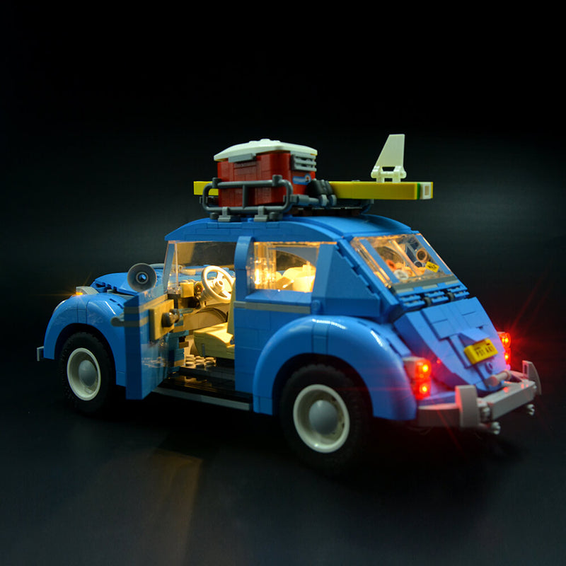 Lego Light Kit For Volkswagen Beetle 10252  Lightailing