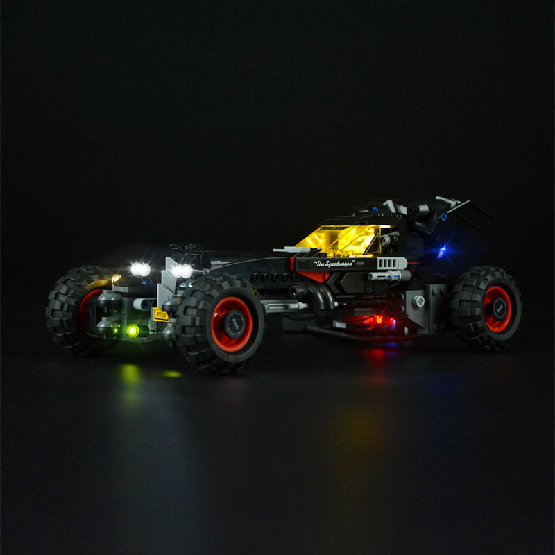 Lego Light Kit For Batmobile 70905  Lightailing