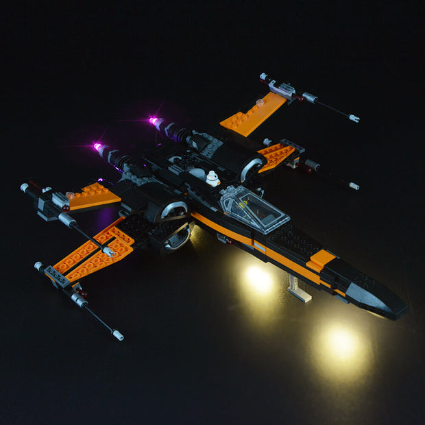 Buy Lego Star Wars Resistance X Wing Fighter 75102 Lightailing