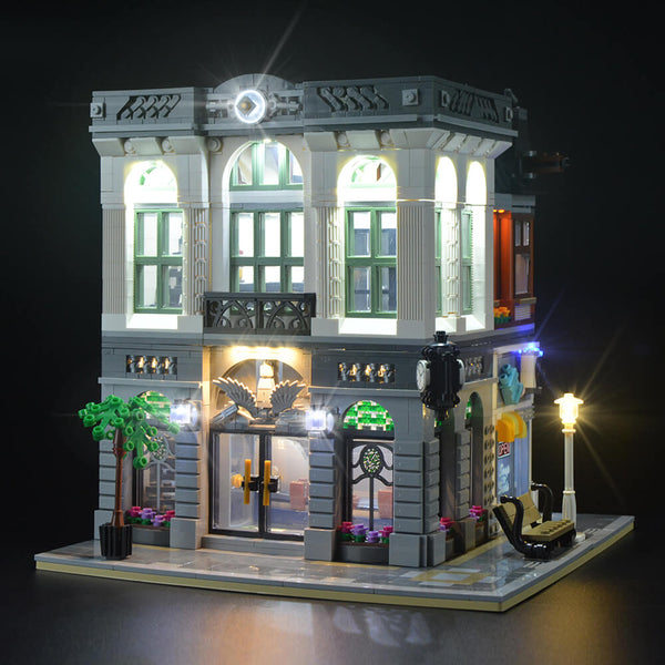 Lego Light Kit For Brick Bank 10251  Lightailing