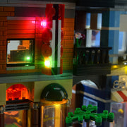 Lego Expert Detective's Office Creator 10246 - Lightailing light kit
