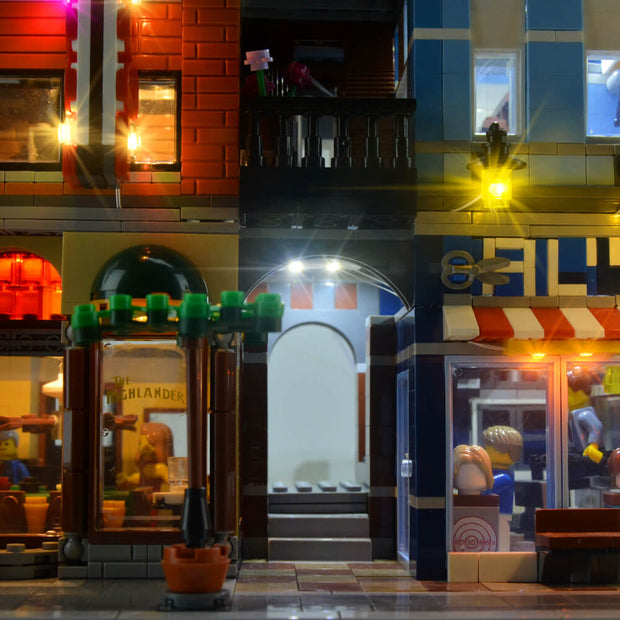 Lego Expert Detective's Office Creator 10246 - Lightailing